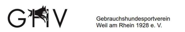 GHV Weil am Rhein – Aktuell